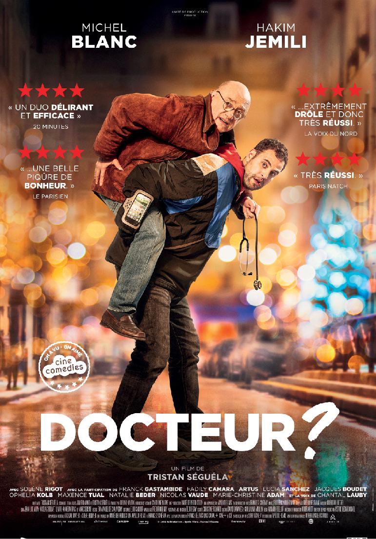 Poser pour Docteur?