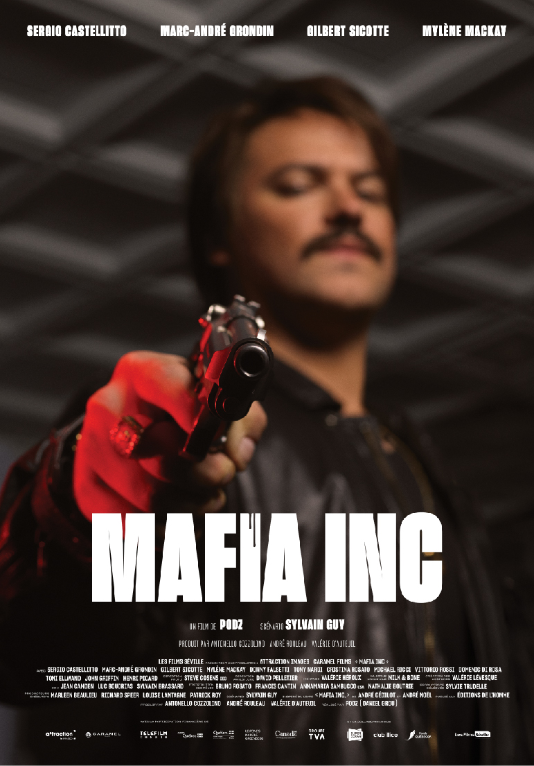 Poser pour Mafia Inc.
