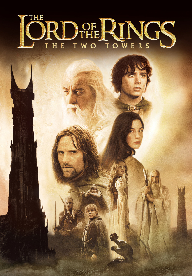 Poser pour Le seigneur des anneaux – Les deux tours (version longue)