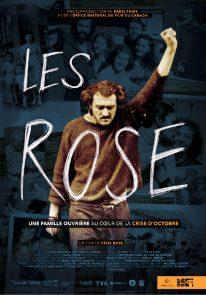 Poser pour Les Rose