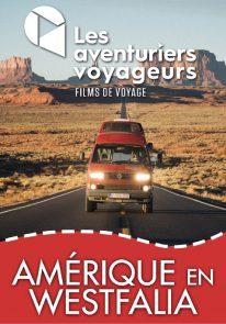 Poser pour Aventuriers Voyageurs – Amérique du Nord en Westfalia
