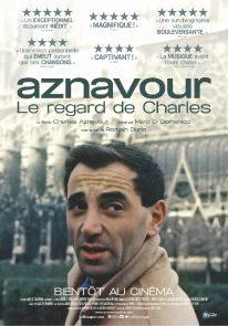 Poser pour Aznavour, le regard de Charles