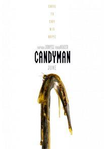 Poser pour Candyman: le spectre maléfique
