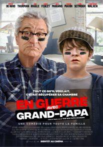 Poser pour En guerre avec grand-papa