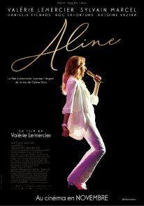 Poser pour Aline