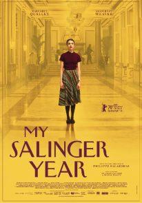 Poser pour Mon année Salinger