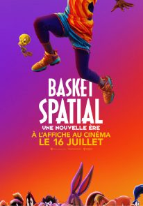Poser pour Basket spatial : Une nouvelle ère