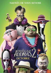 Poser pour La famille Addams 2