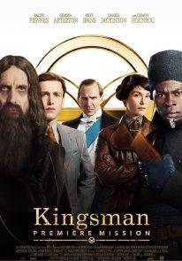 Poser pour Kingsman: Première mission