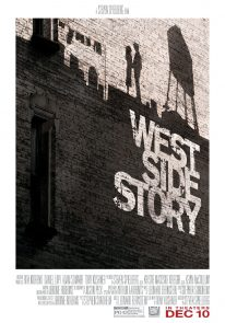 Poser pour West Side Story