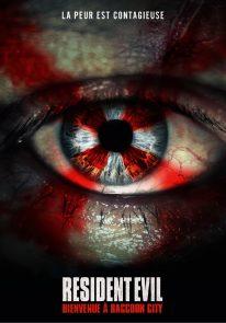 Poser pour Resident Evil : Bienvenue à Racoon City